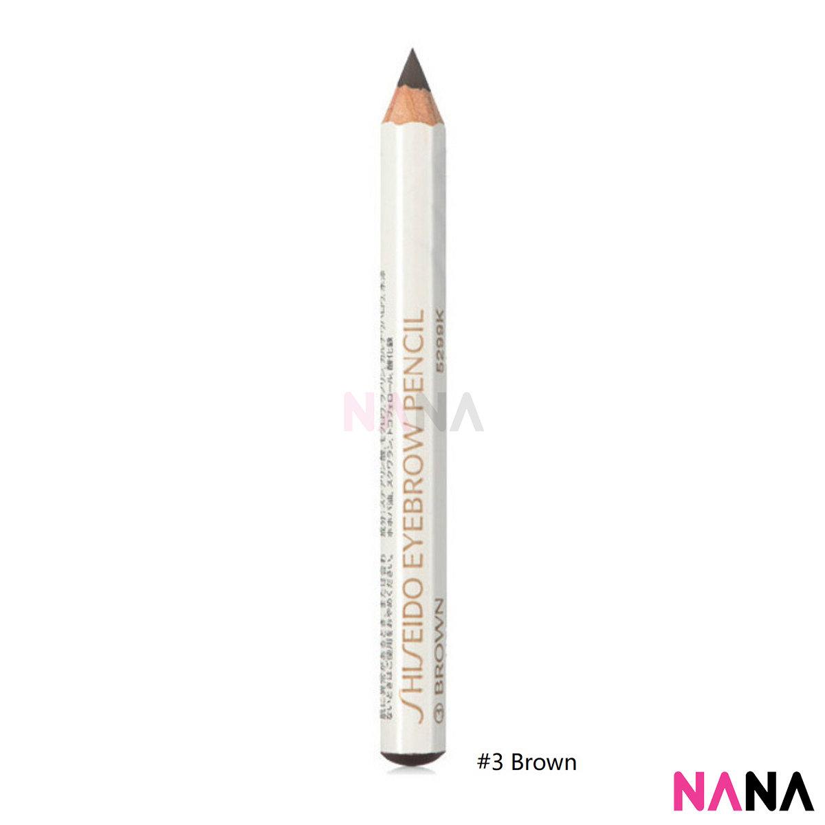 六角眉筆Eyebrow Pencil #3 Brown