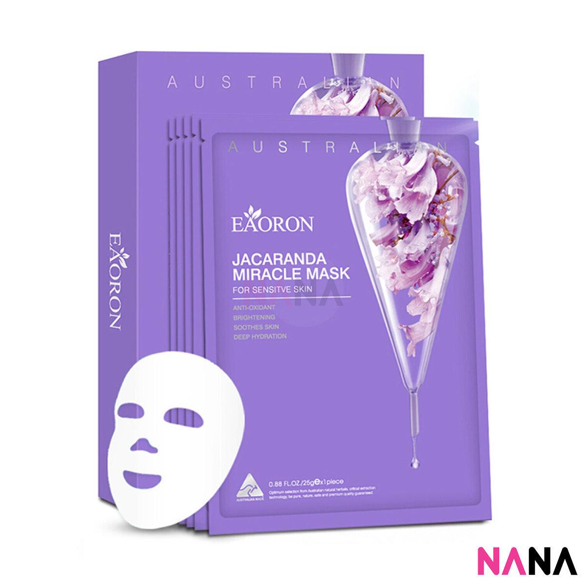 Jacaranda Miracle Mask (5 Sheets/ Box)