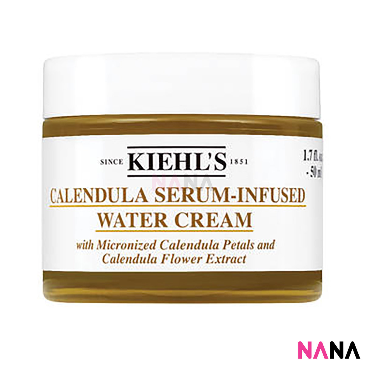Calendula Serum-Infused Water Cream 50ml