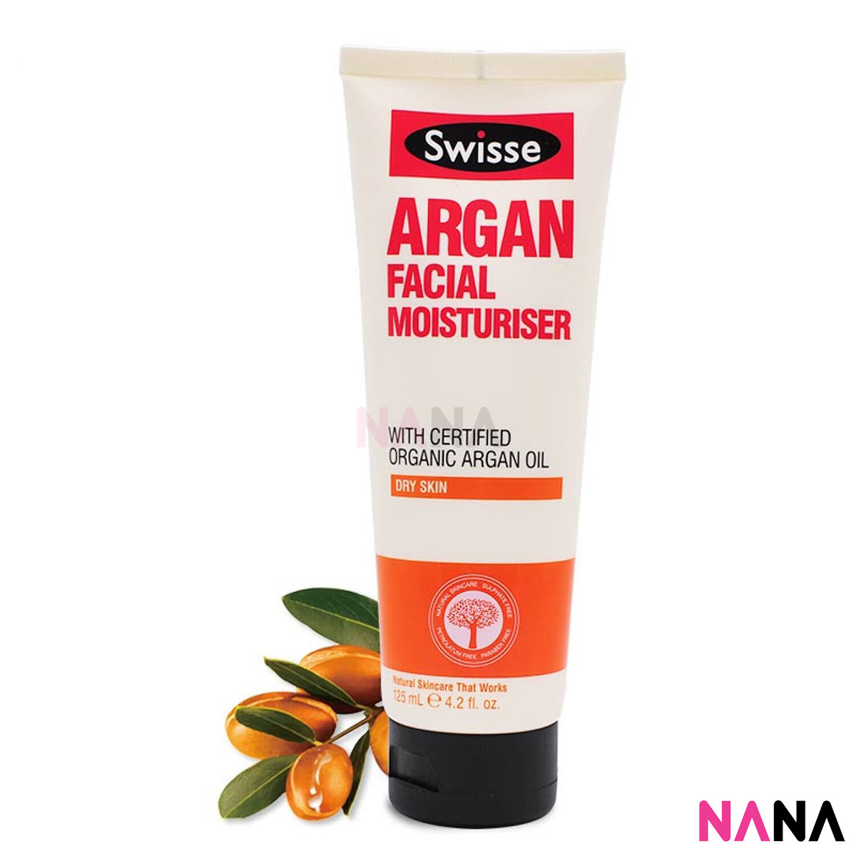 Argan Facial Moisturizing 125ml