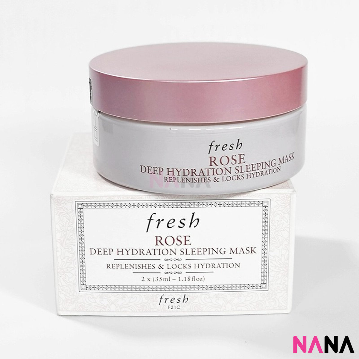 Rose Deep Hydration Sleeping Mask 70ml