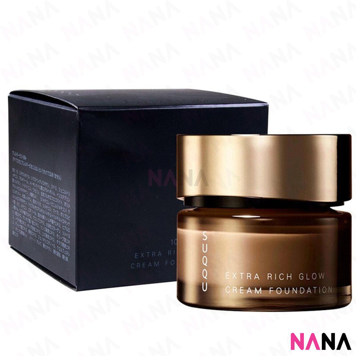 Extra Rich Glow Cream Foundation 002 30g