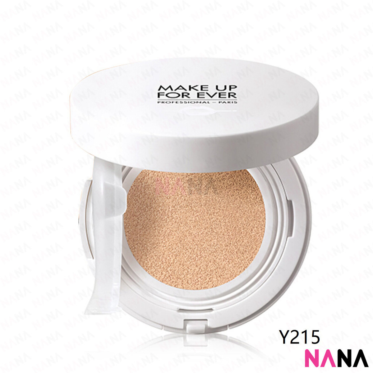 Make Up For Ever UV Bright Cushion Spf35/pa+++ Intense Moisture Dewy Foundation Y215 15g x 2