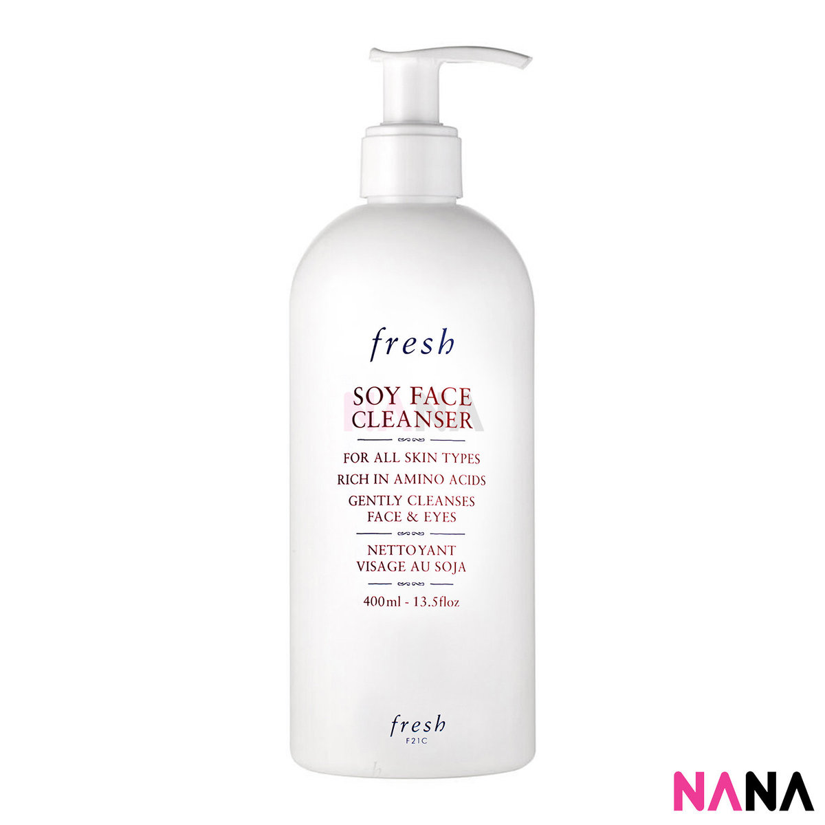 Soy Face Cleanser 400ml (Jumbo Size)