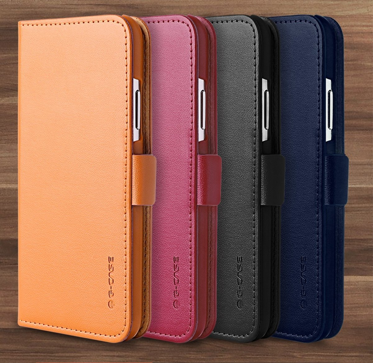 Samsung S10e Honour Series Magnetic Buckle and Bracket Function PU Leather Flip Case with Card Slot