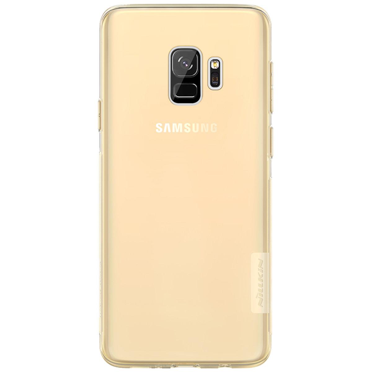[買一送一] Samsung S9 防滑0.6mm TPU透明手機保護套