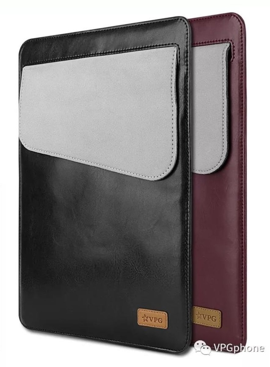 "Vegan Leather 13"" Tablet / Laptop Bag Sprinter Series"