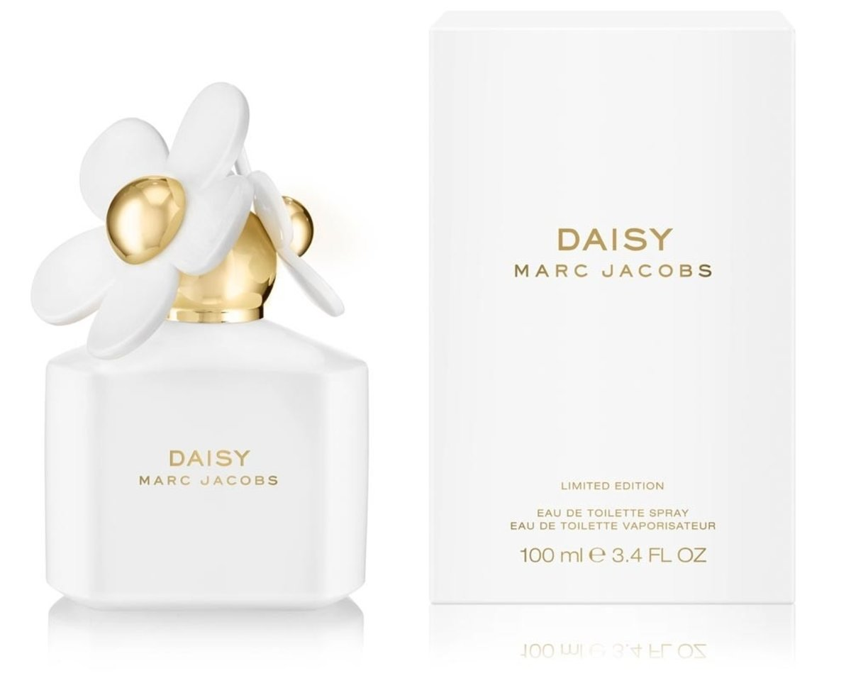 Daisy White Edition 100ml EDT  (White Edition for 10th Anniversary) - [Parallel Import Product] |  Festival Gift | Top Sale | Birthday Gift