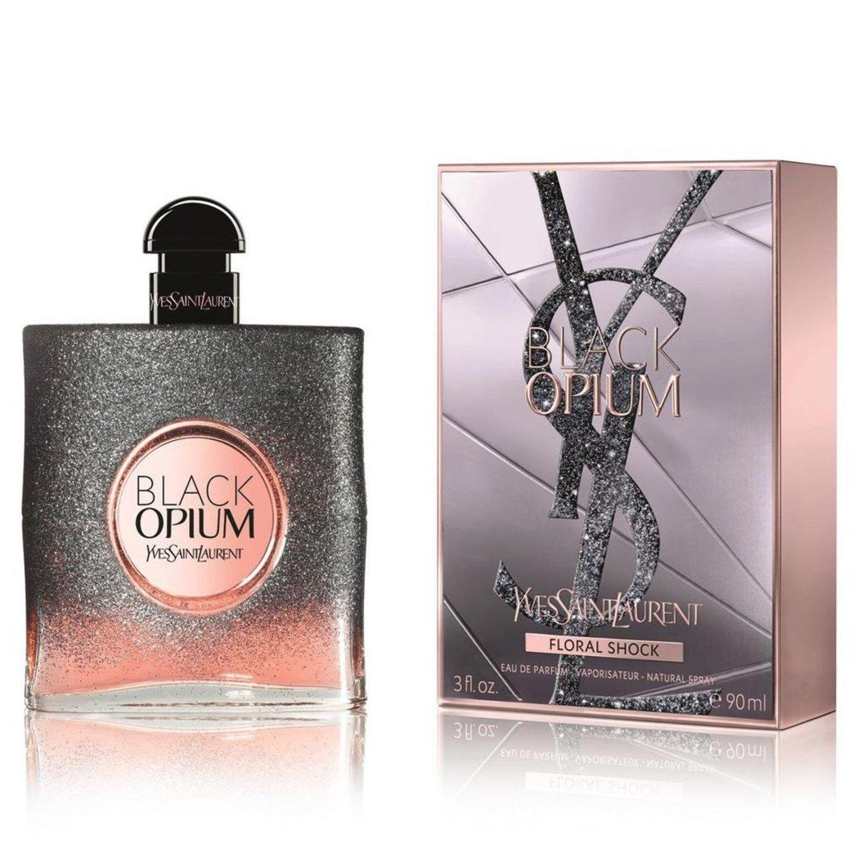 Black Opium Floral Shock EDP 90ml - [Parallel Import Pro | Festival Gift | Top Sale | Birthday Gift