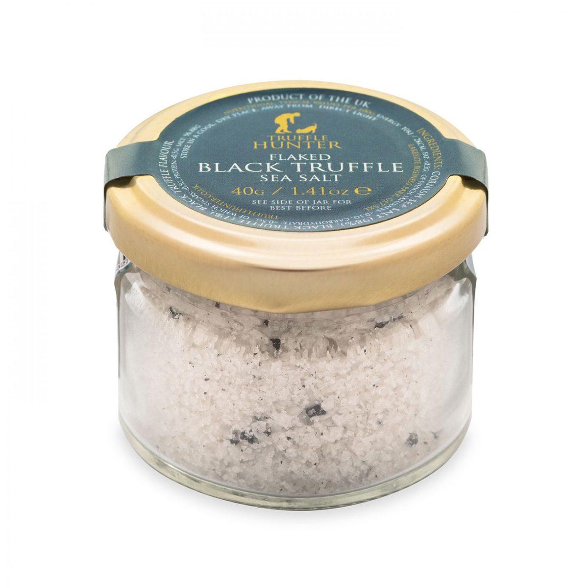黑松露海鹽粒 40克