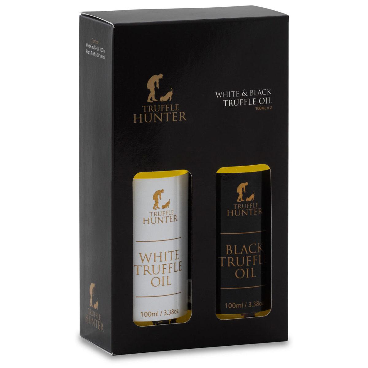 Black & White Truffle Oil Selection 100ml * 2
