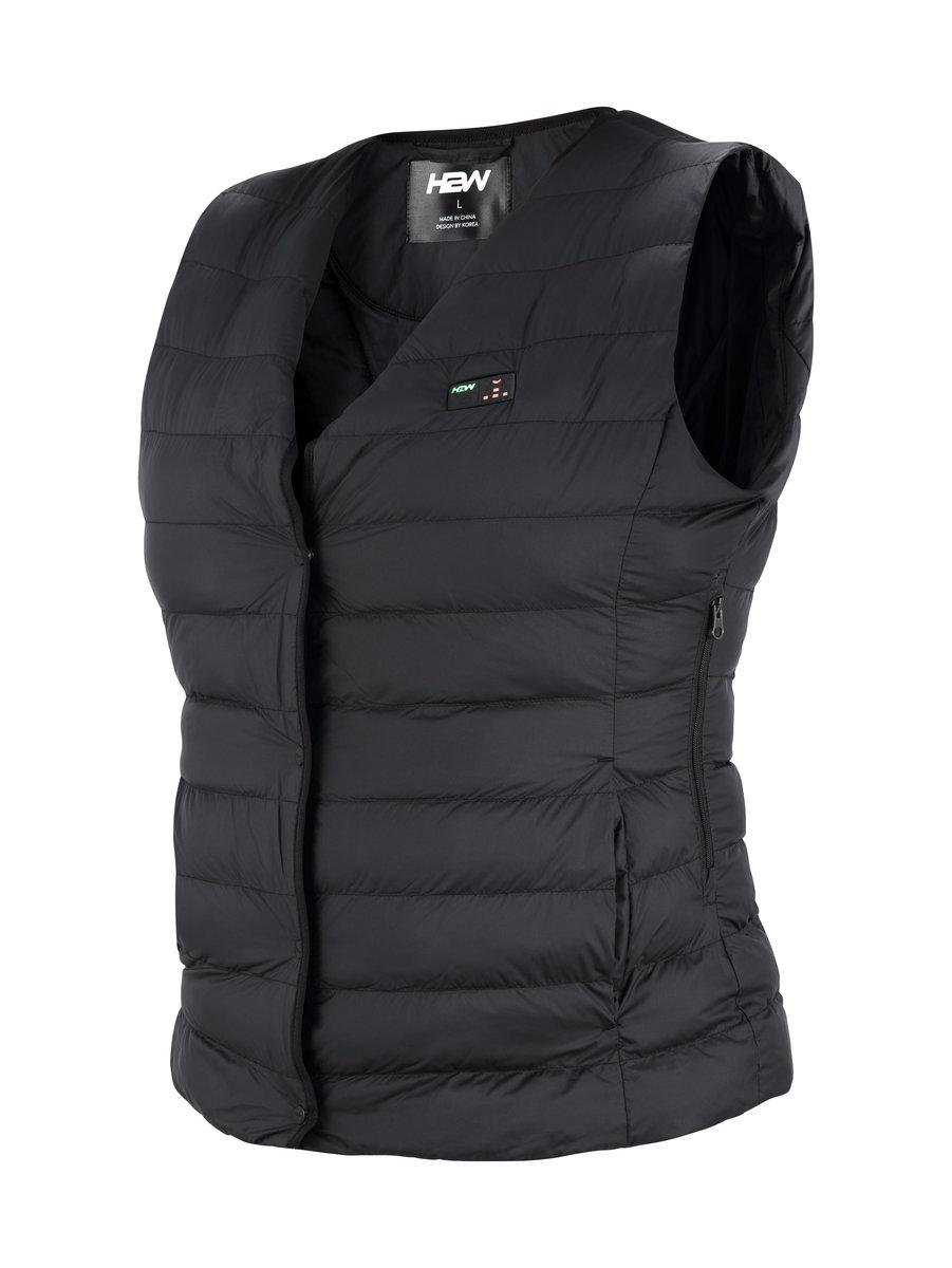 Male - V-Neck Smart Heated Dupont Sorona Vest