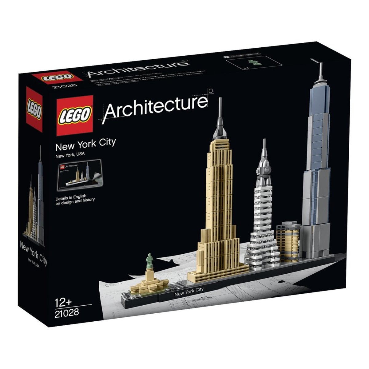 LEGO 21028 Architecture - New York City