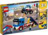 LEGO 31085 Creator 3-in-1 - Mobile Stunt Show