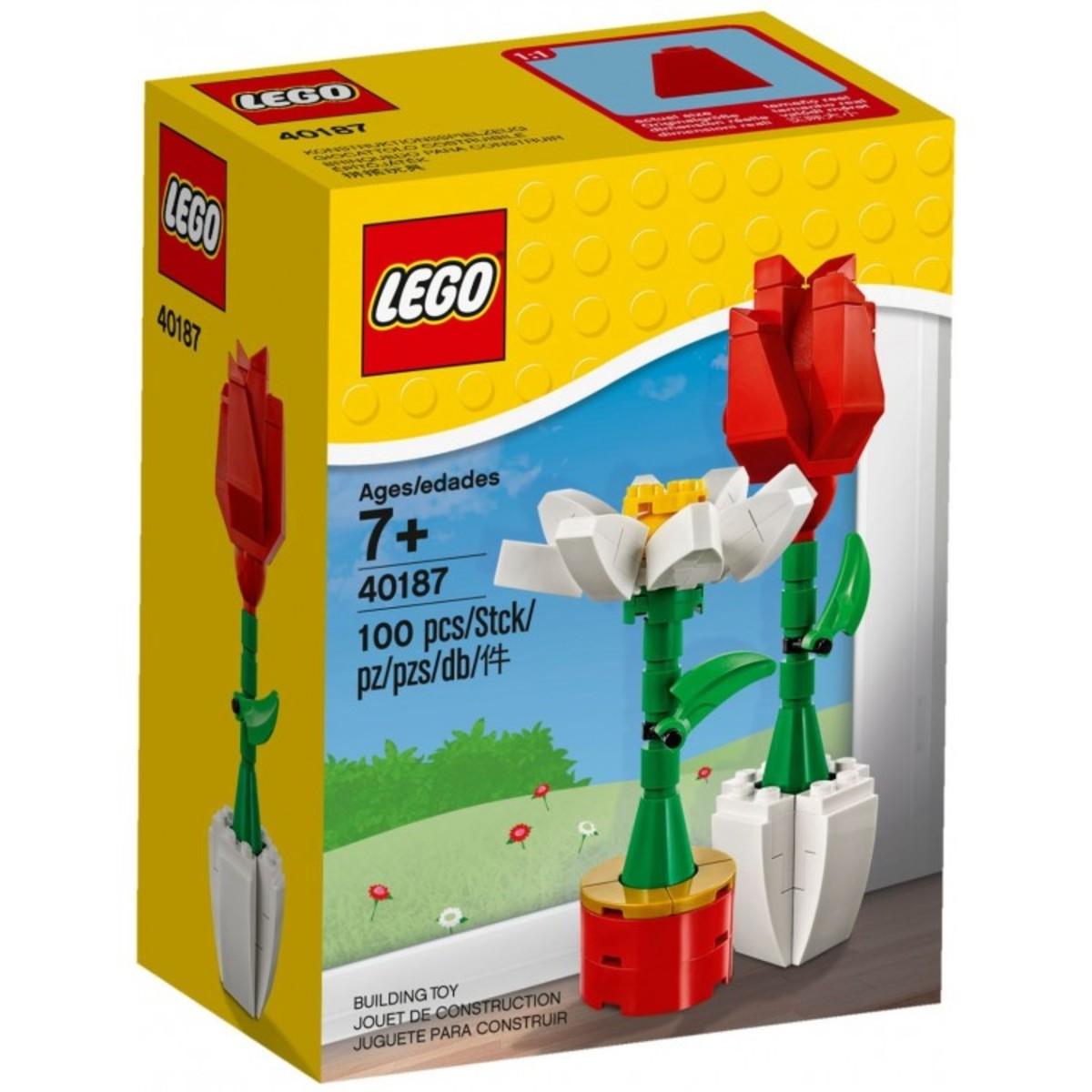 LEGO 40187 - LEGO® Flower Display