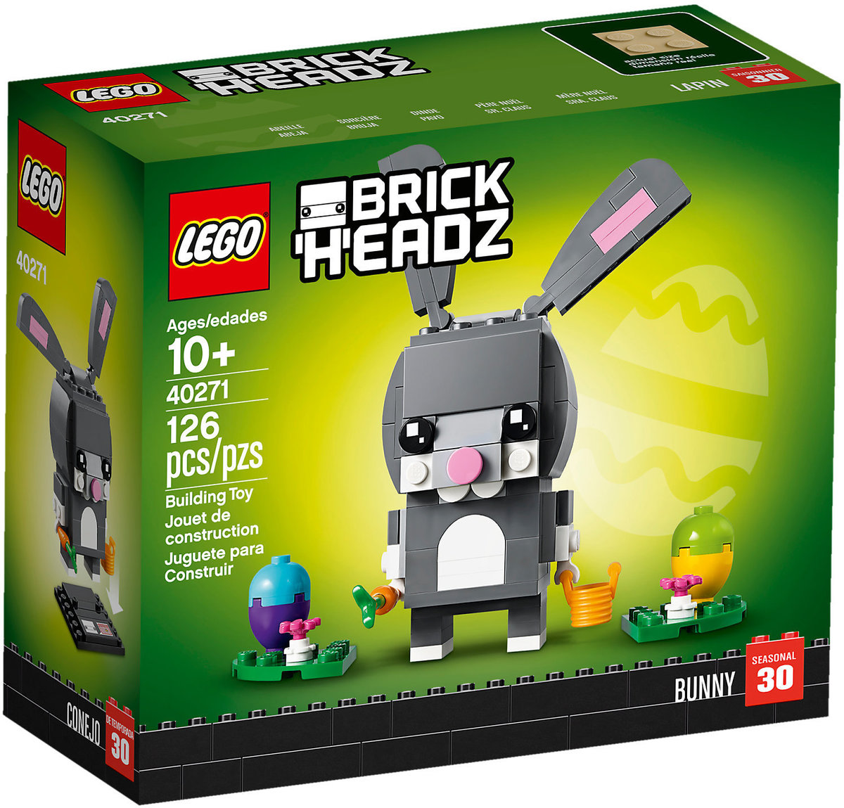 LEGO 40271 BrickHeadz - Easter Bunny