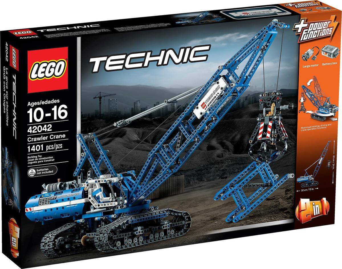 LEGO 42042 Technic™ - Crawler Crane