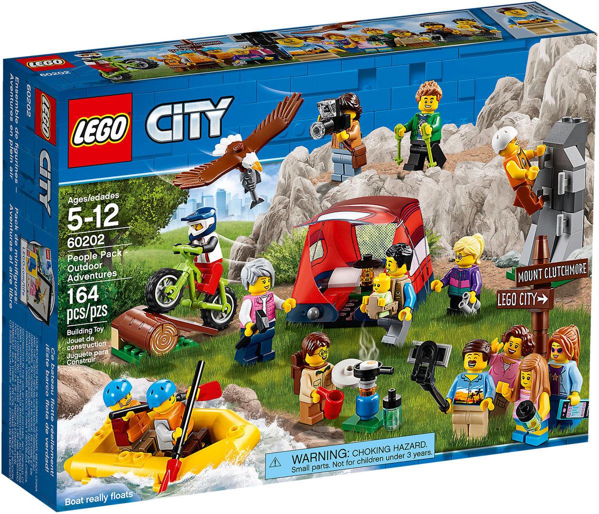 LEGO 60202 City - People Pack - Outdoor Adventures