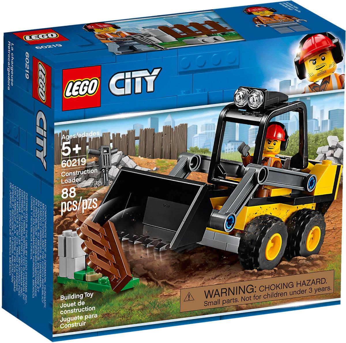 LEGO 60219 City - Construction Loader