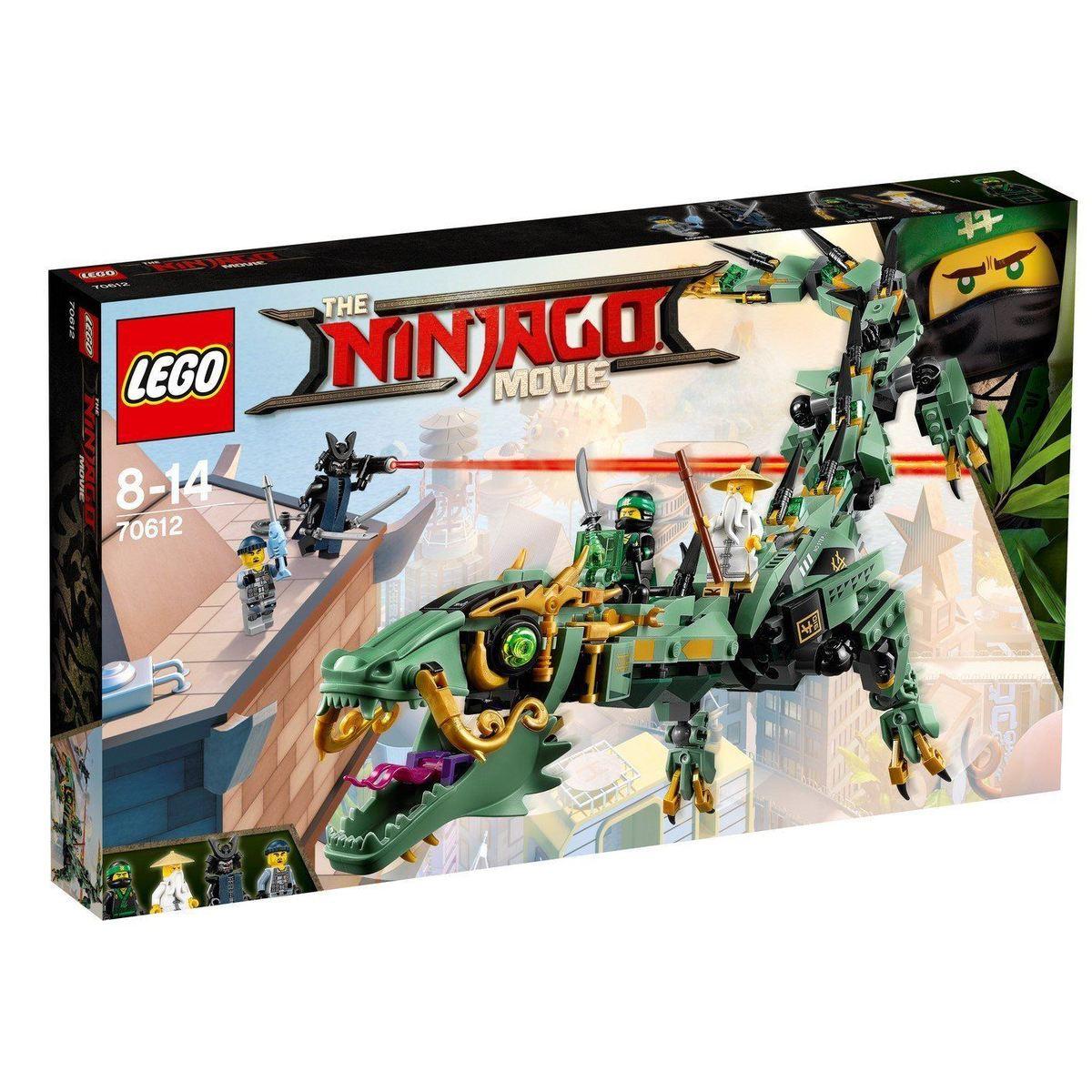 LEGO 70612 - NINJAGO®Green Ninja Mech Dragon