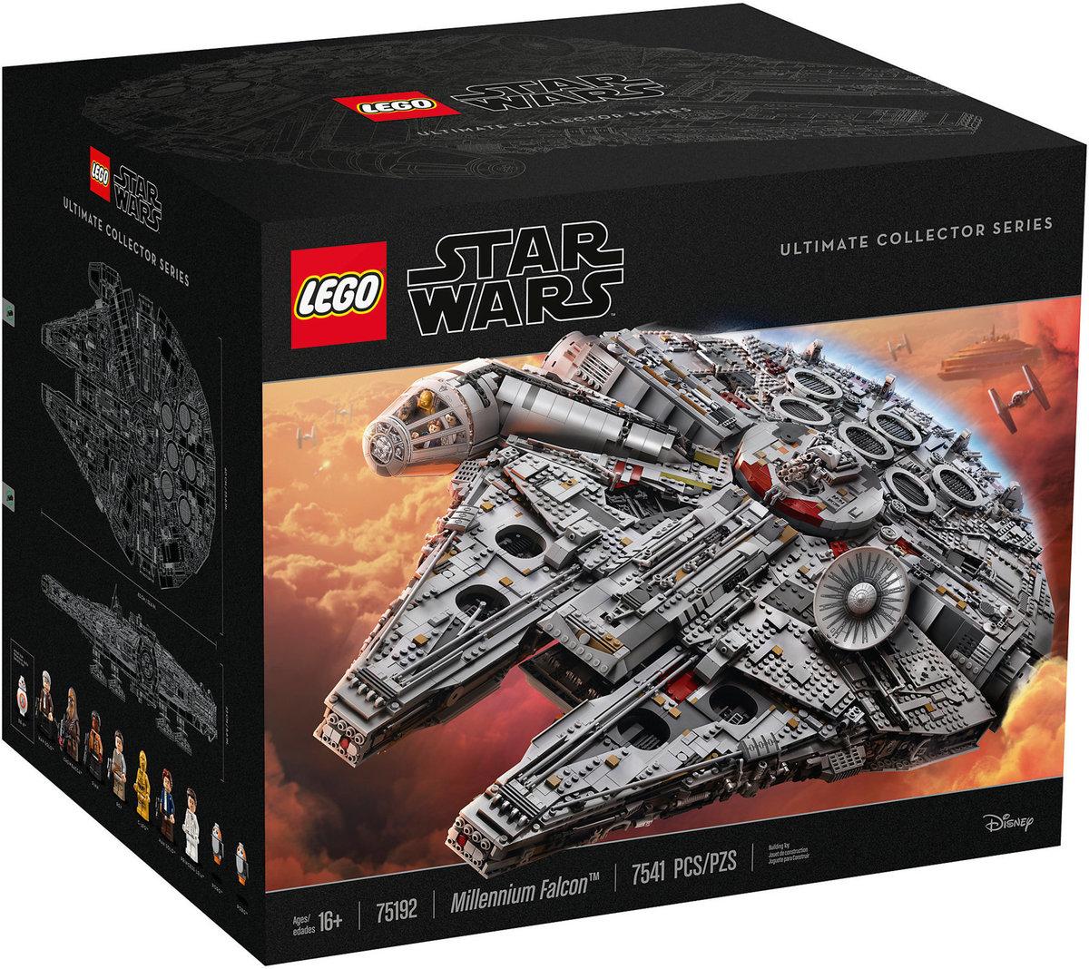 LEGO 75192 Star Wars™ - Millennium Falcon™