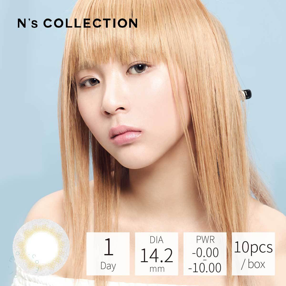 1•DAY PIA N's Collection Cider 10pcs,P:0.00