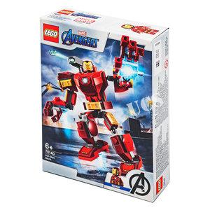 樂高 LEGO 76140 AVENGERS IRON MAN MECH 復仇者聯盟-鋼鐵俠 148pcs