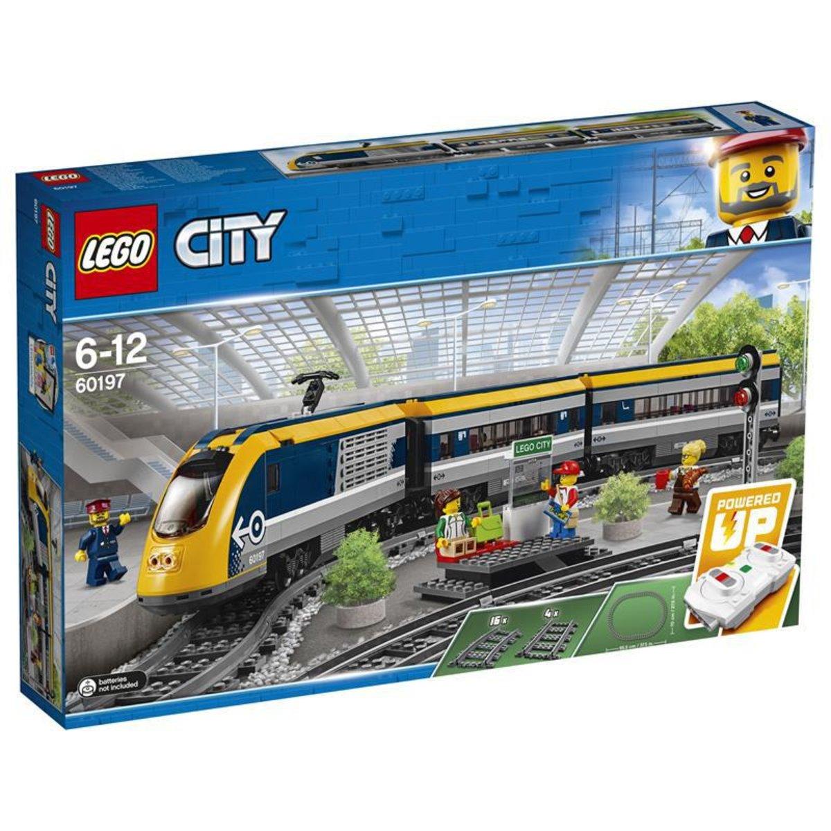 60197 城市系列 客運火車