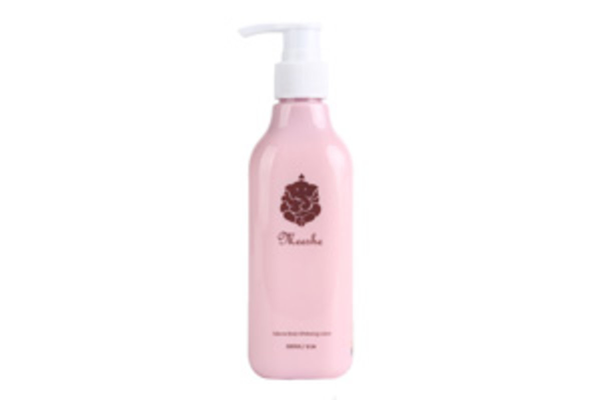 Cherry blossom moisturizing fragrant body lotion (300ml)