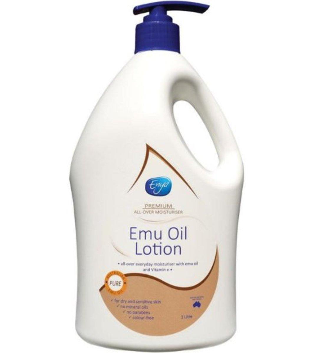 澳洲 鴯鶓油保濕乳液-1L