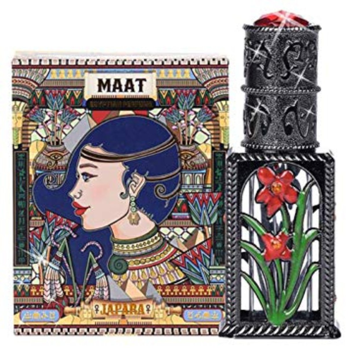 Egyptian Recipe Essential Oil Perfume 18. Maat 10ml
