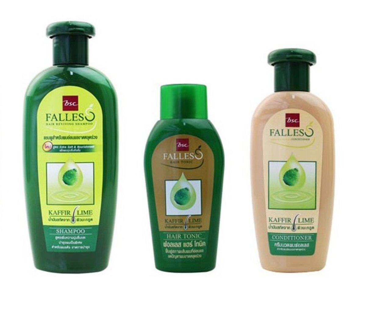 防脫髮洗髮水 + 護髮素 + 生髮水 (中性 / 乾性髮質適用)