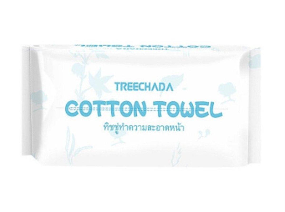 Treechada cotton towel