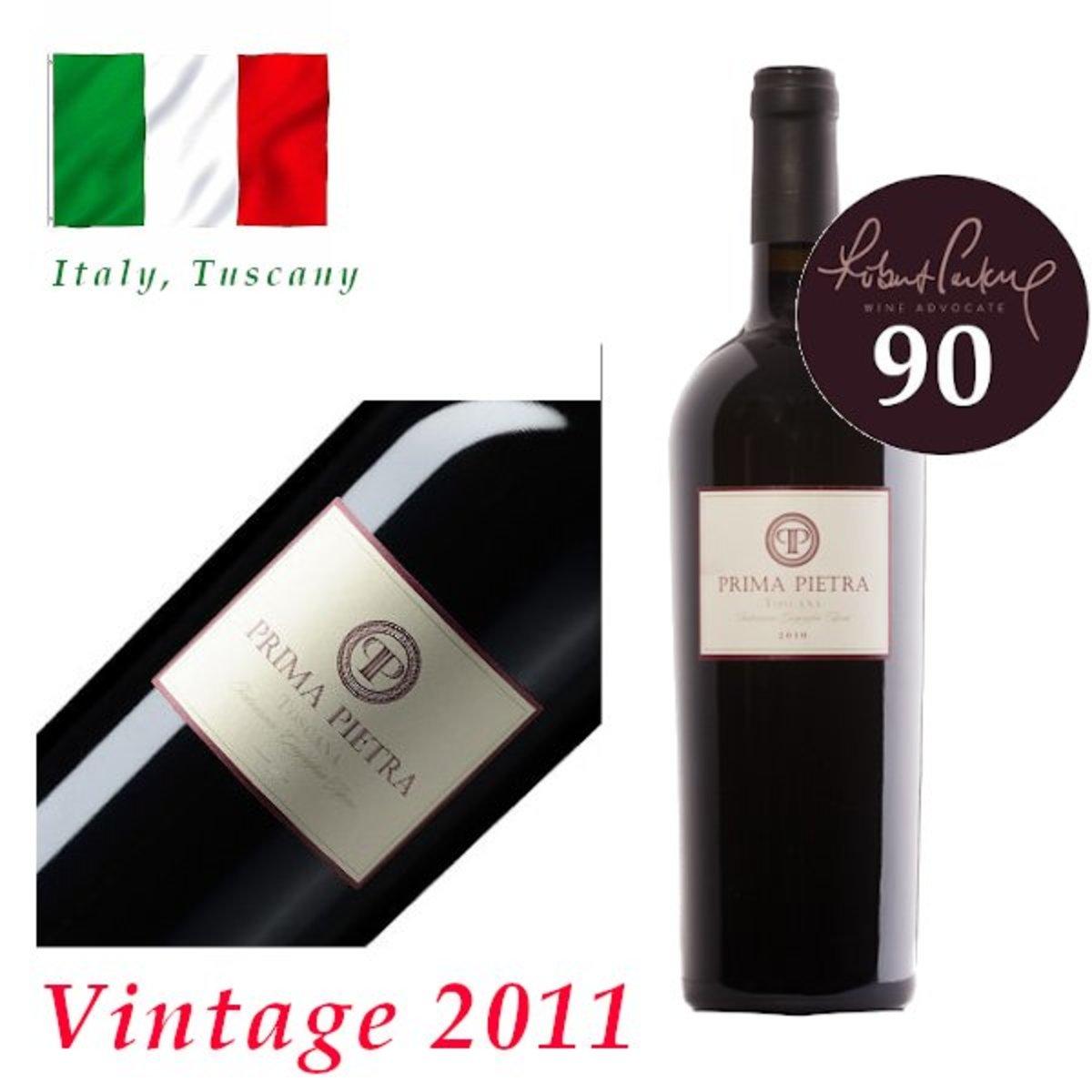 Prima Pietra Toscana IGT Rosso 2011