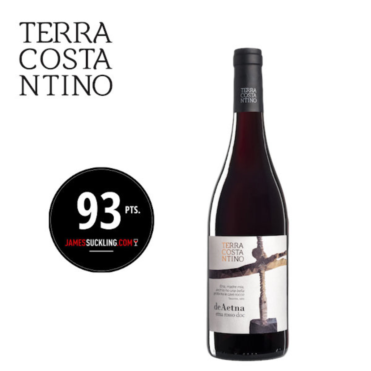 """deAetna"" Etna Rosso DOC 2016"