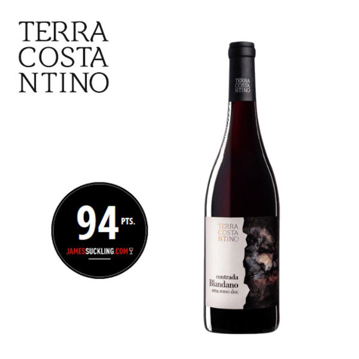 """""""Contrada Blandano"""" Etna Rosso DOC 2014 紅酒"""