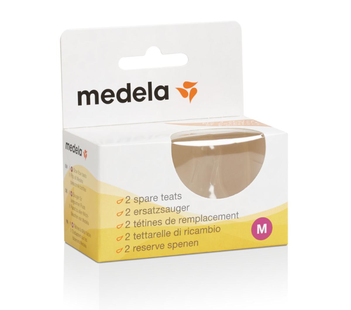 Medela Spare Teats M size