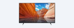 SONY 55X80J / X81J SERIES | 4K Ultra HD | 高動態範圍 (HDR) | 智能電視 (Google TV)
