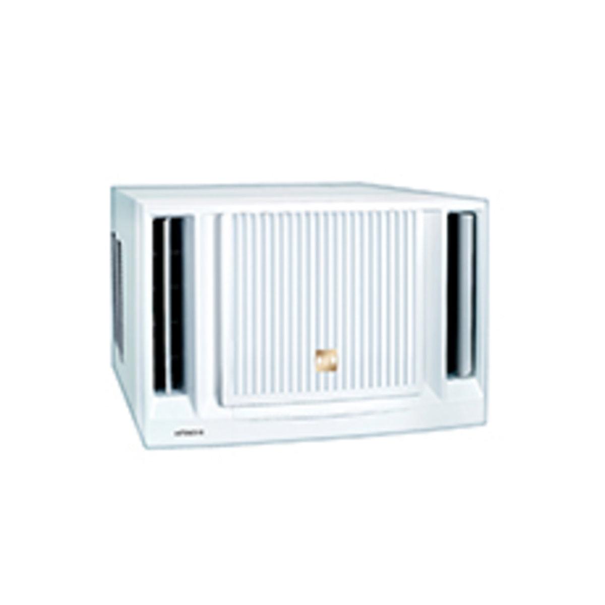 Hitachi 日立 - RA13QF 1.5匹窗口式冷氣機