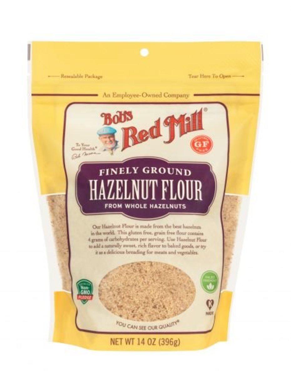 Hazelnut Flour (Gluten Free, Paleo, Keto)