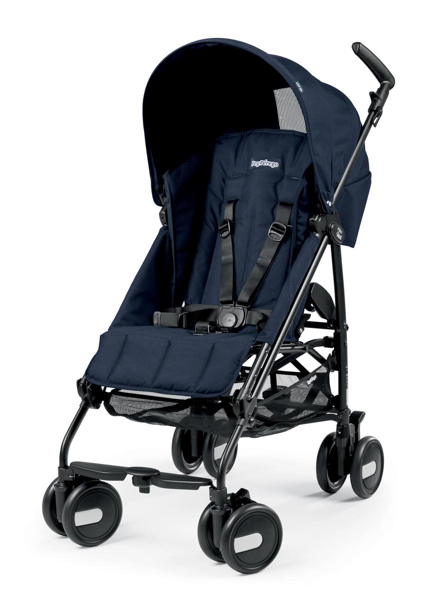 PLIKO MINI 嬰兒車 - 深藍色