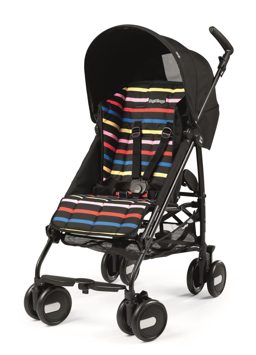 PLIKO MINI stroller - NEON