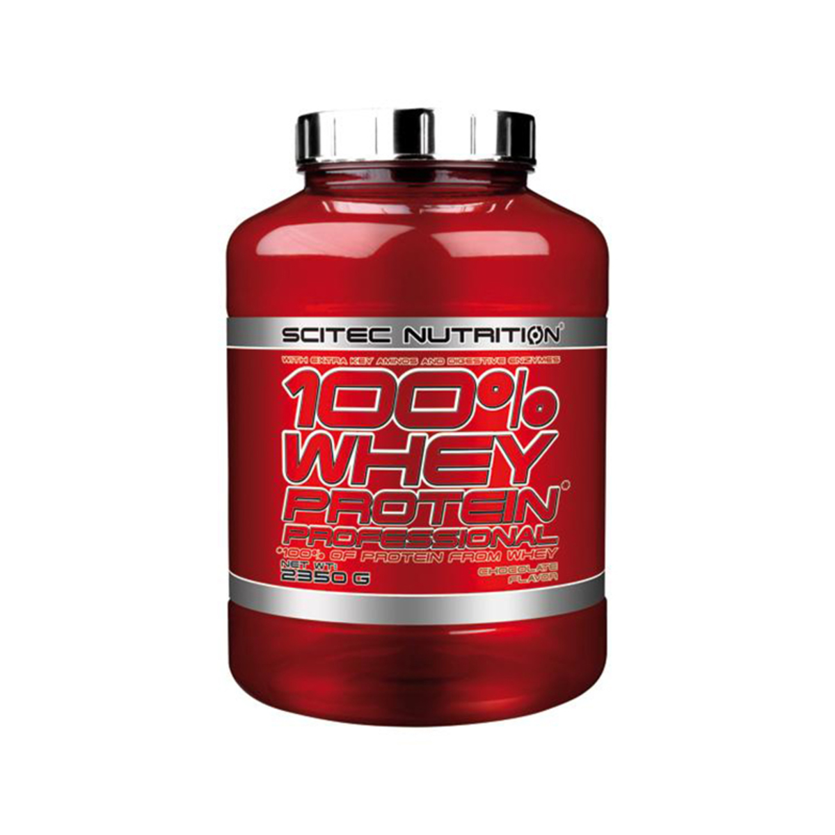 100% Whey Protein Pro 2.35kg (Chocolate)