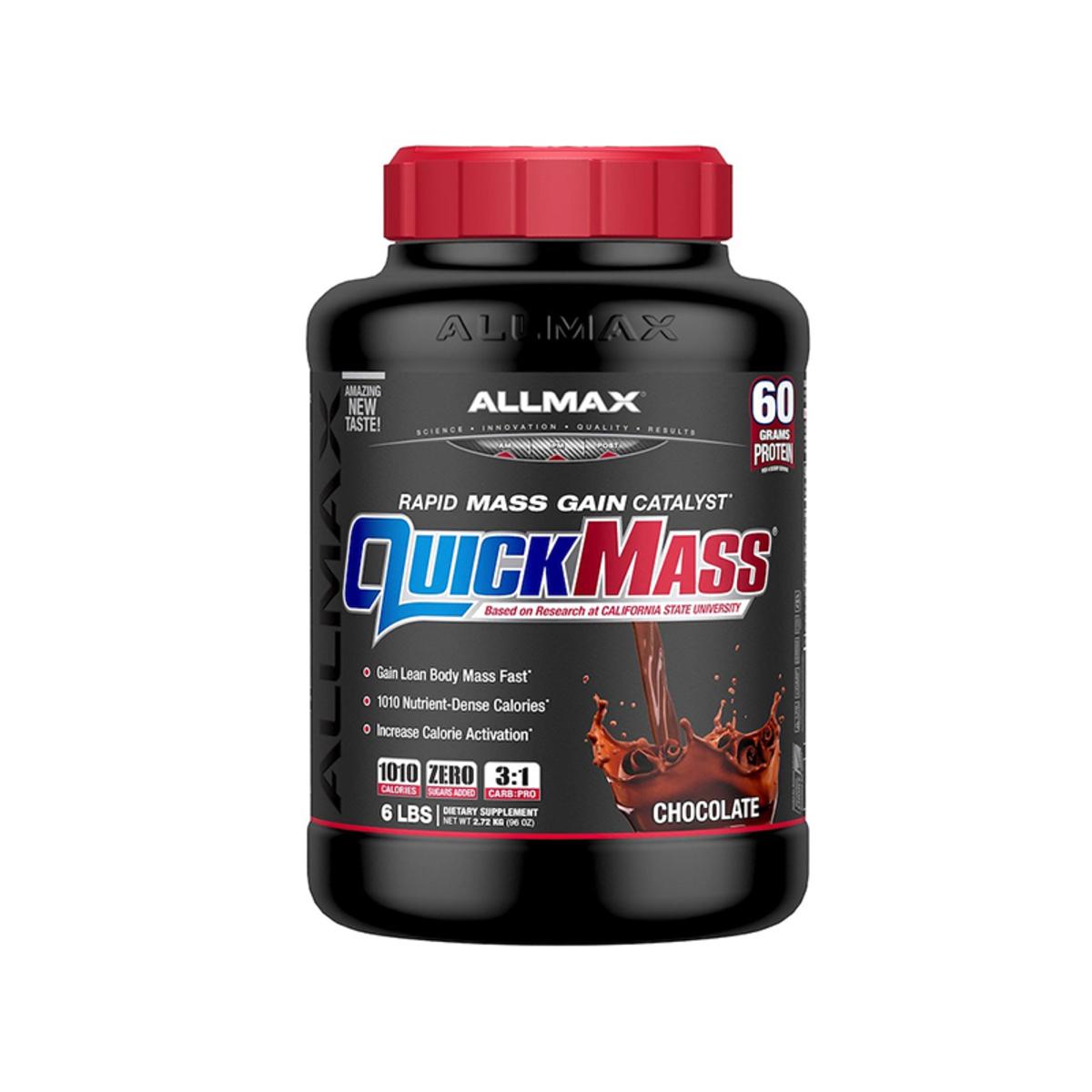 QuickMass 6lbs (Chocolate)