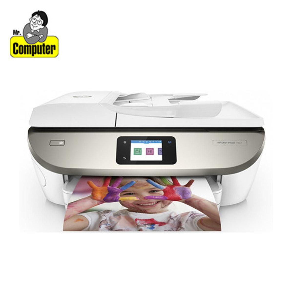 ENVY 7822 4in1 multi-function photo printer
