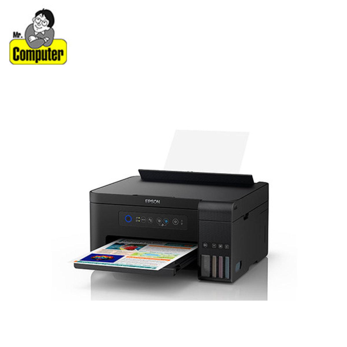 EcoTank L4150 EcoTank Color Inkjet Printer with Refill Ink Tank System