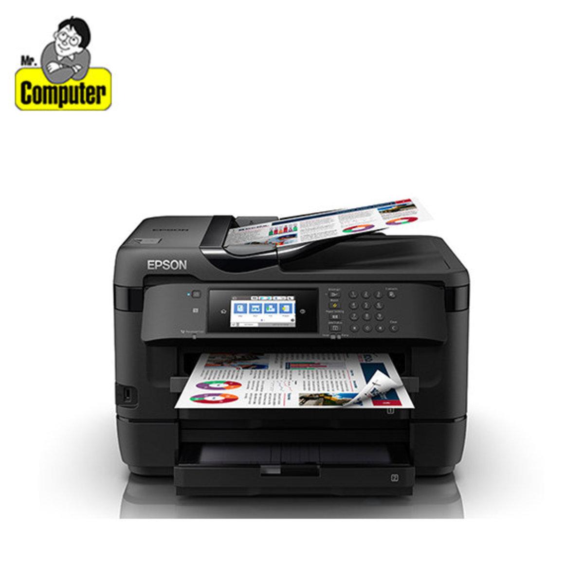 Epson WorkForce WF-7721 A3+ Color Inkjet Printer