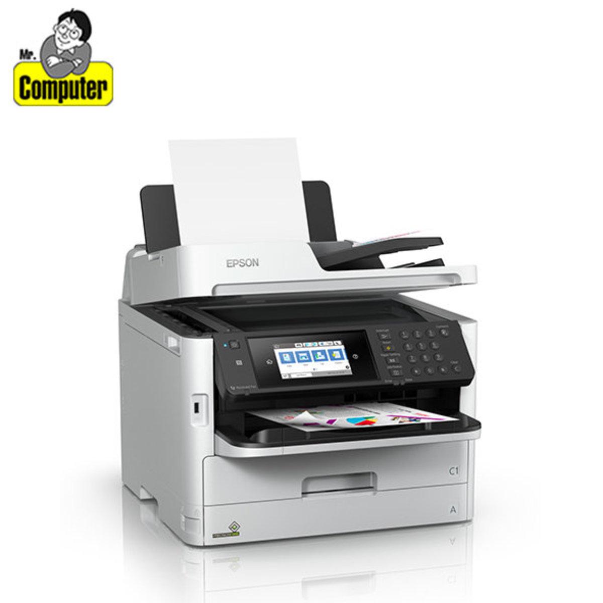 WorkForce Pro WF-C5790 Color MultiFunction Business Printer
