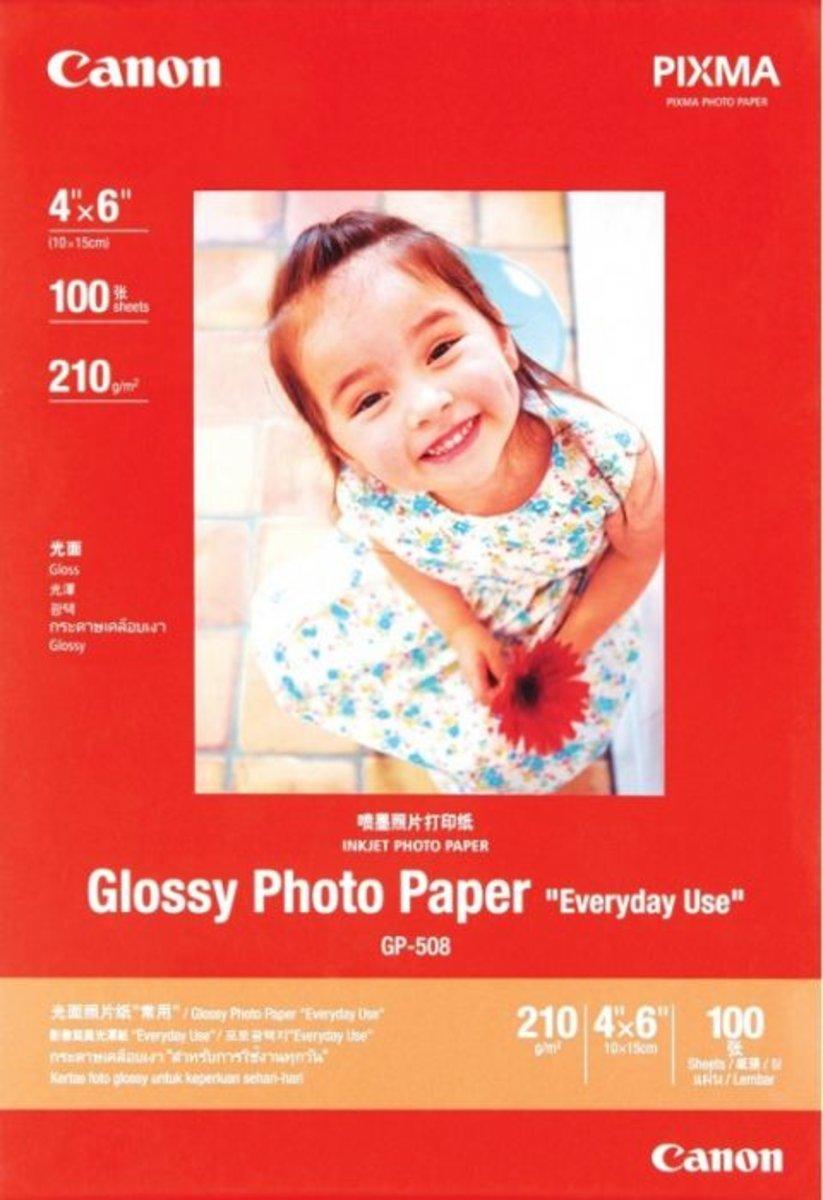 GP-508 光面相片紙 x100pcs
