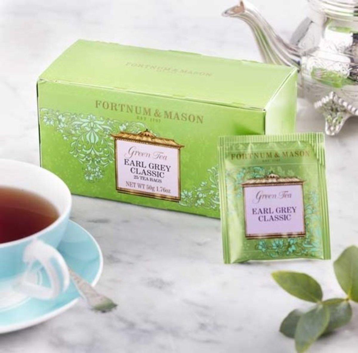 綠茶伯爵灰色經典 25包(獨立包裝)(平行進口貨品)